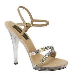 Johnathan Kayne Austria Taupe Size 9M 4 inch heels